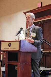 Carl Irwin, director, Energy Efficiency Division at the NRCCE