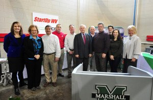 First Class of StartUp WV Manufacturing