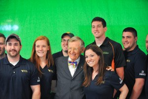 EcoCar 3 Team with Gee