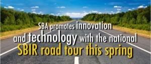 SBIR Road Tour image--of road