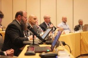 Dr. Nigel Clark--WVU Hamid Bhatti-TreMonti Consulting Fonda Holehouse--WVU Matt Harbaugh--WVU; Ed Sabolsky--WVU Mike Green--Consultant
