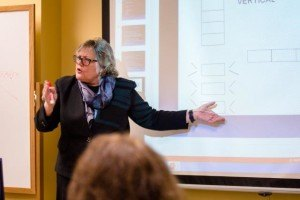 Virginia Kleist, Chair and Associate Professor of Management Information Systems.