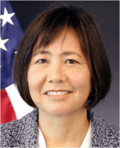 Dr. Stefanie Tompkins, Director of DARPA's Defense Sciences Office